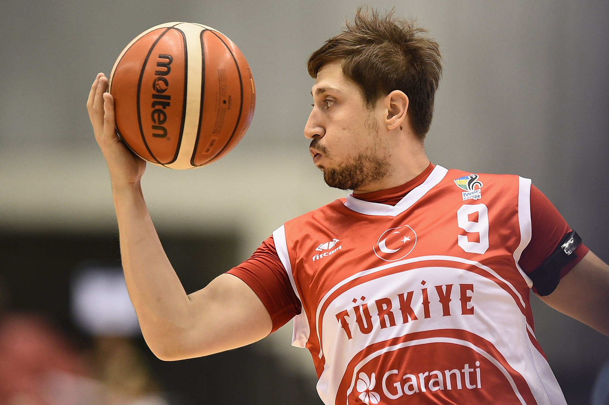 Turkey are unbeaten at the IWBF Men's European Championship Division A ©Getty Images