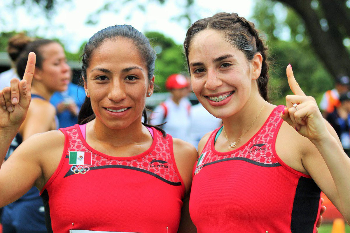Mexican duo triumph on opening day of UIPM Pentathlon and Laser Run World Championships