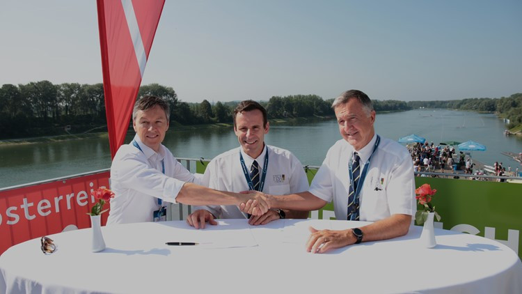 World Rowing and WWF extend Clean Water partnership to 2024