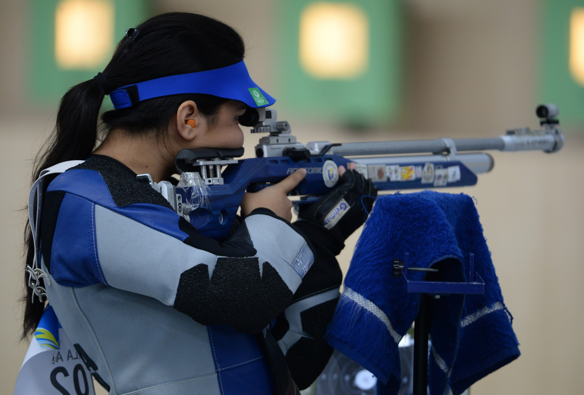 India win both mixed team golds as ISSF World Cup closes in Rio de Janeiro