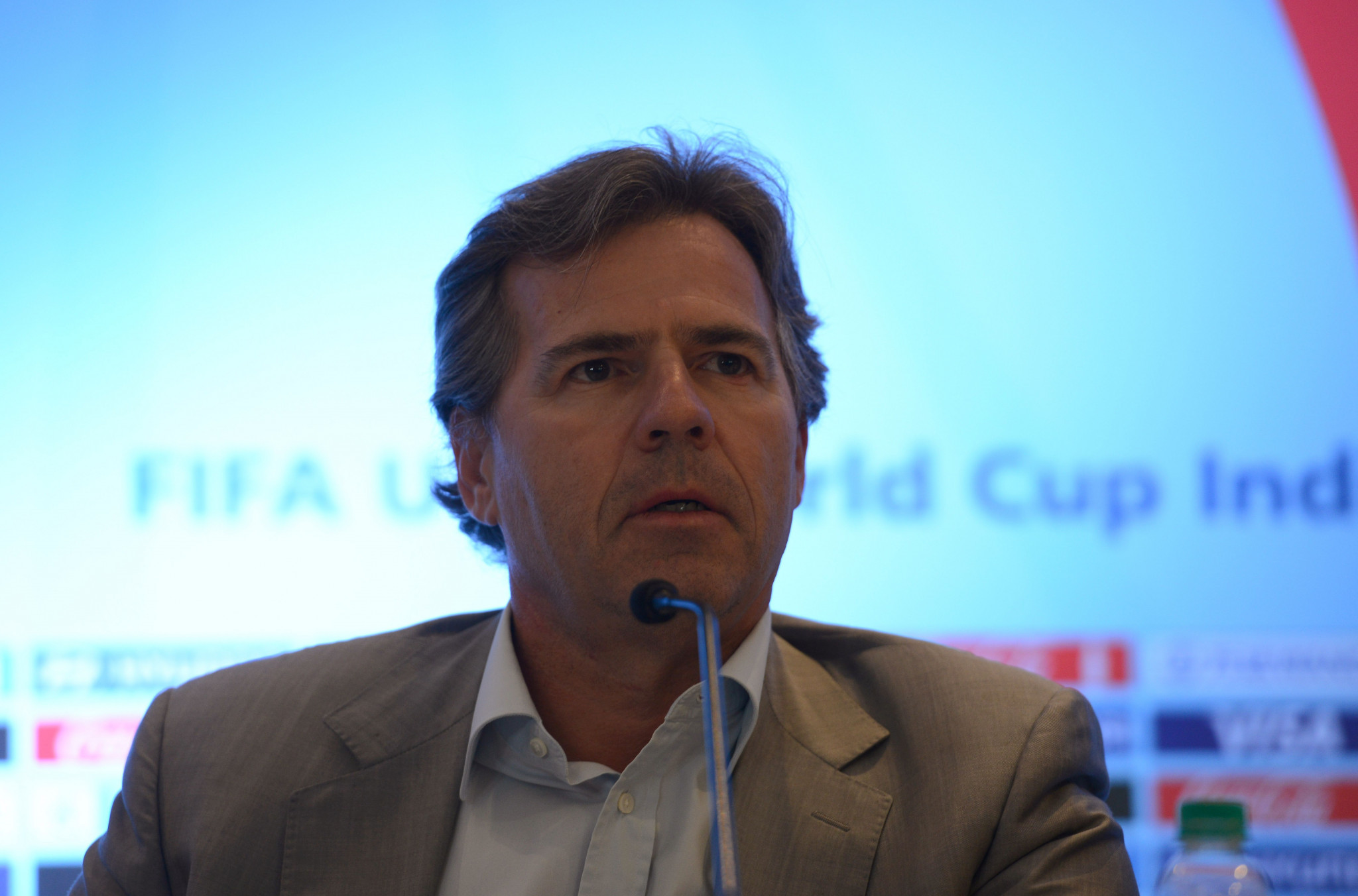 FIFA recruit Thomas as new chief commercial officer