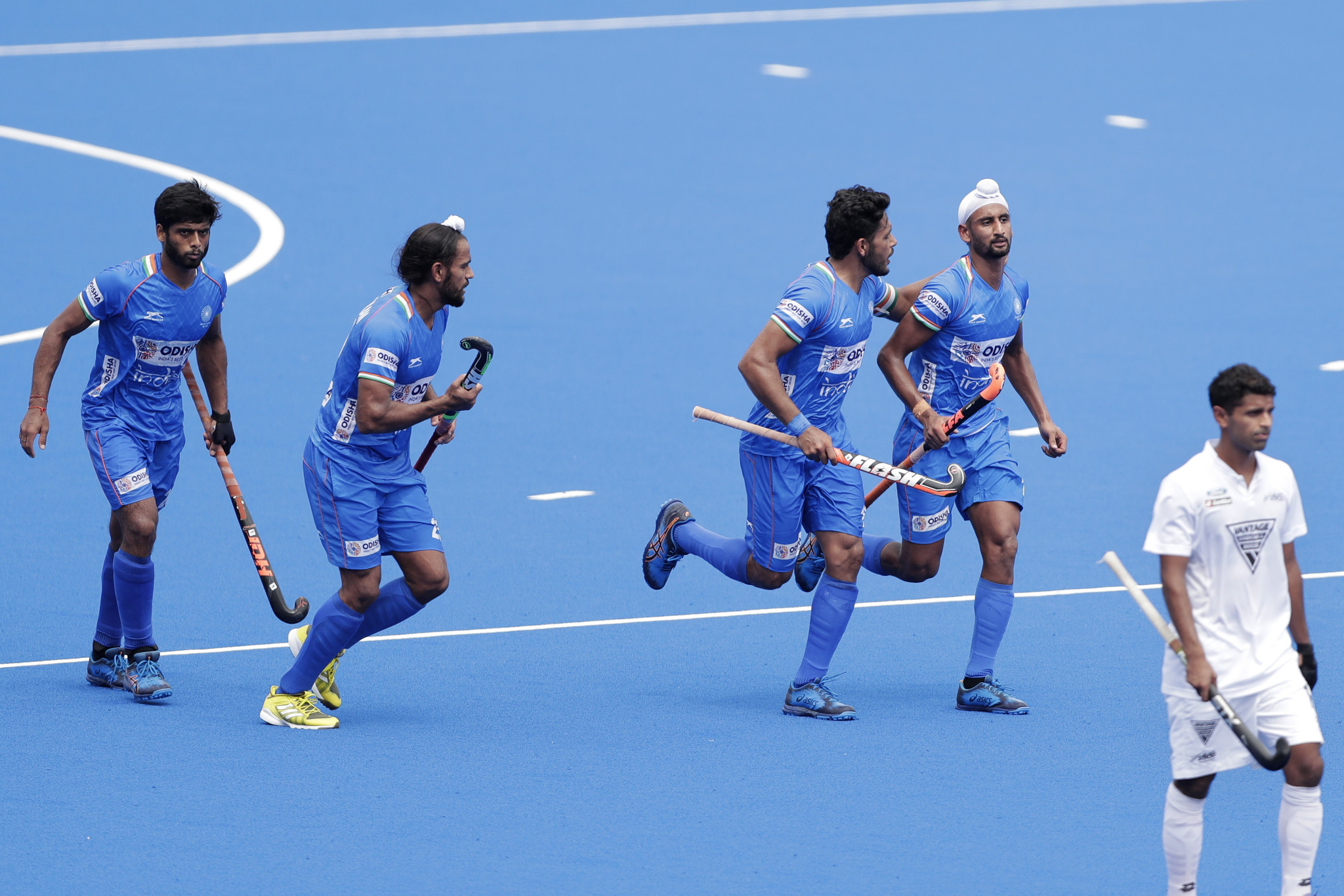 India's opponent for the two-leg Olympic hockey qualifier should be confirmed next Monday ©Getty Images