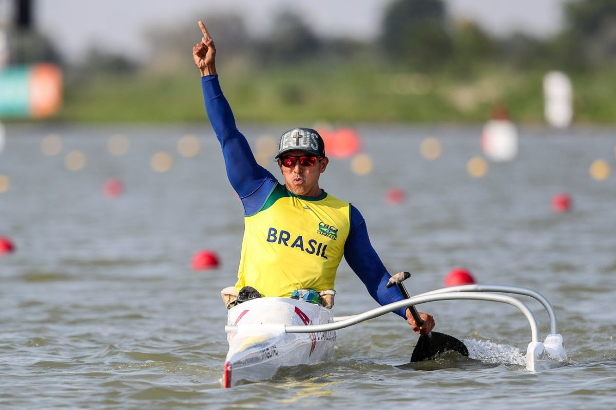 Brazil claimed four Tokyo 2020 Paralympic quota places at the event in Szeged ©ICF