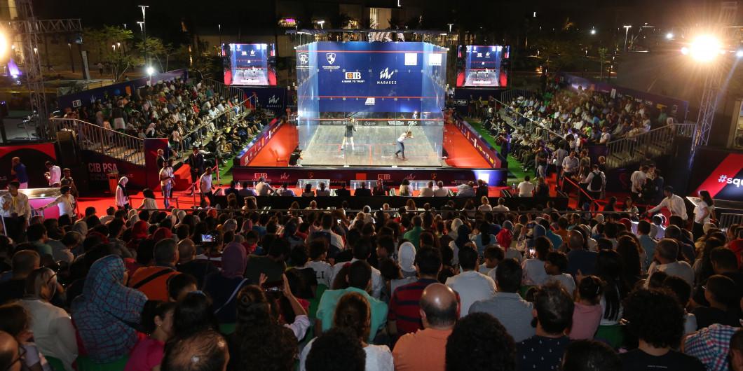 Professional Squash Association confirm 2019-2020 World Tour calendar