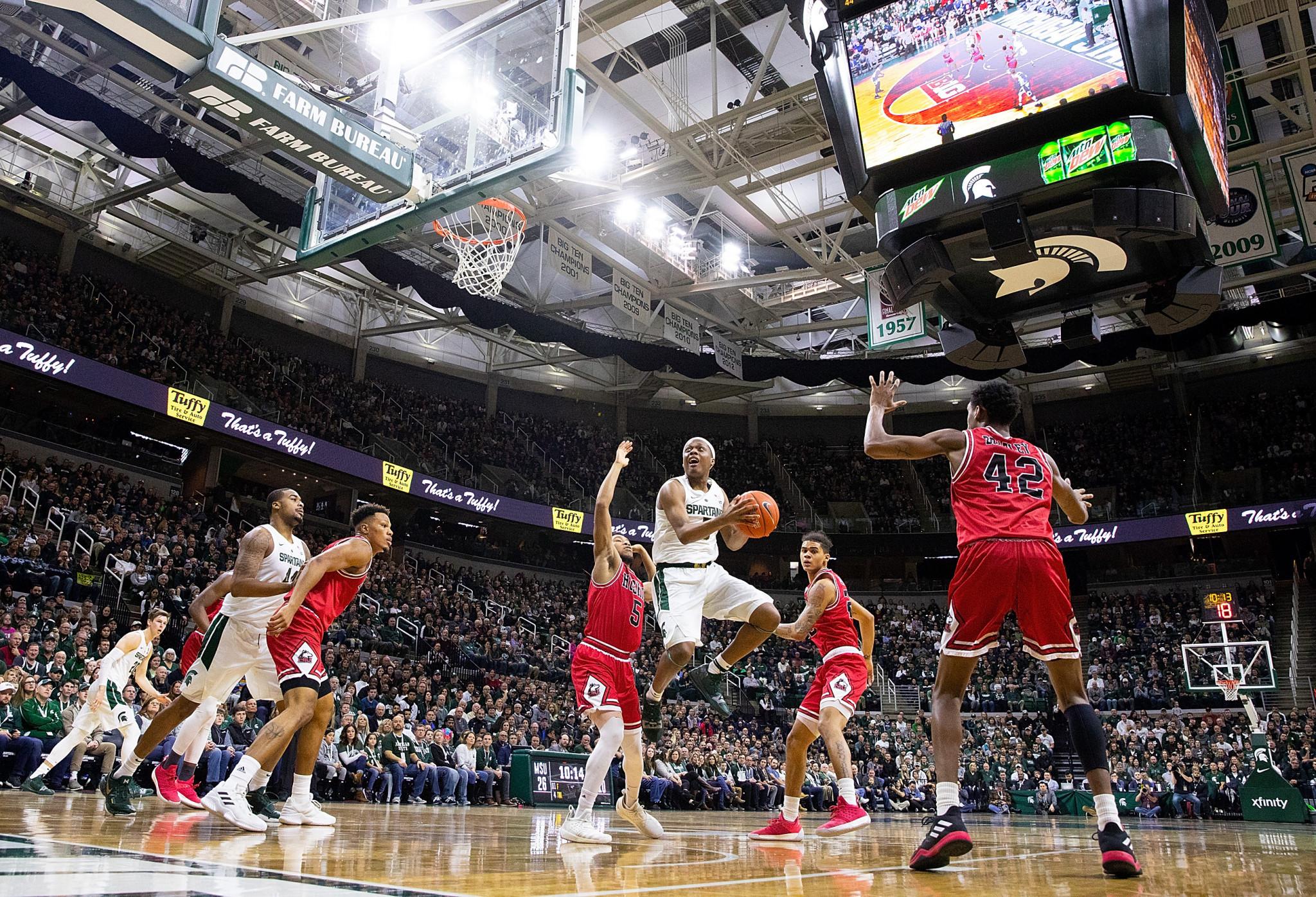 Nissan add NCAA basketball to college sport sponsorship portfolio