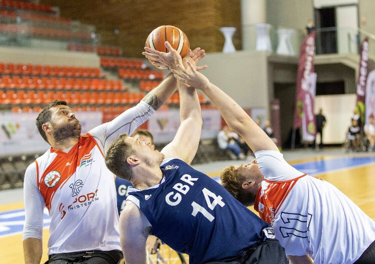 Great Britain claim fourth straight win at IWBF Men's European Championship Division A