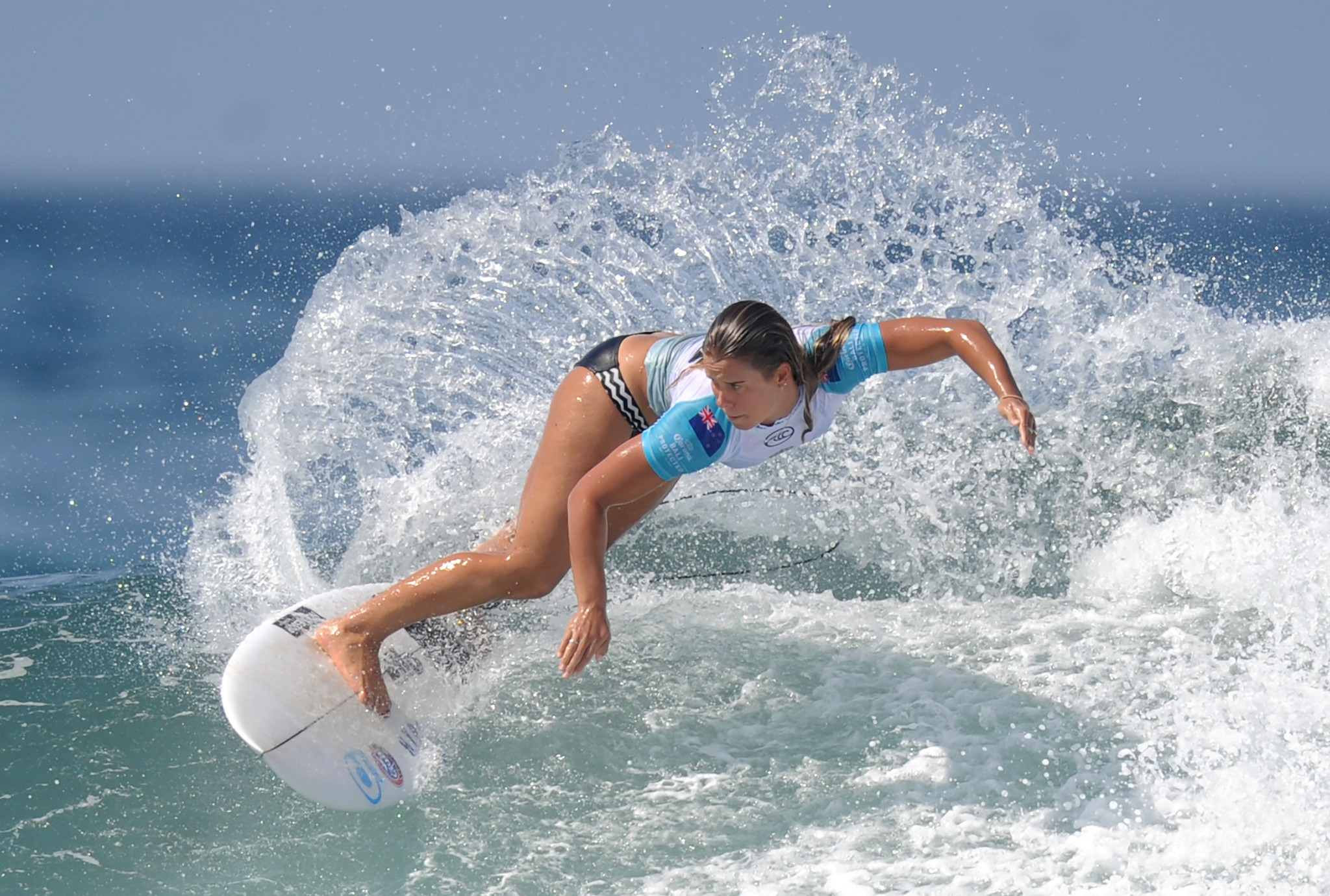 New Zealand surfer Hareb thought Olympic dream would never come