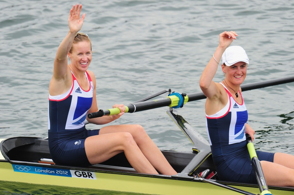 Glover and Stanning crowned World Rowing Female Crew of the Year