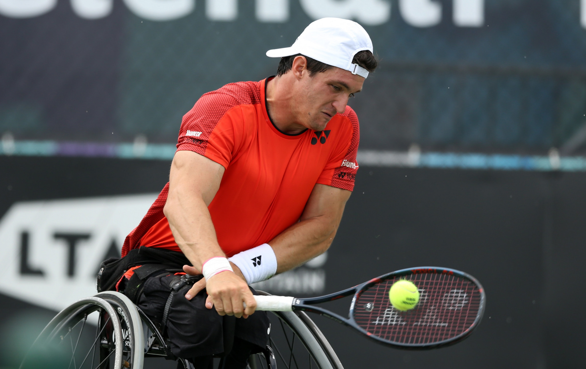 Fernández and Alcott chasing grand slams at US Open wheelchair tournament
