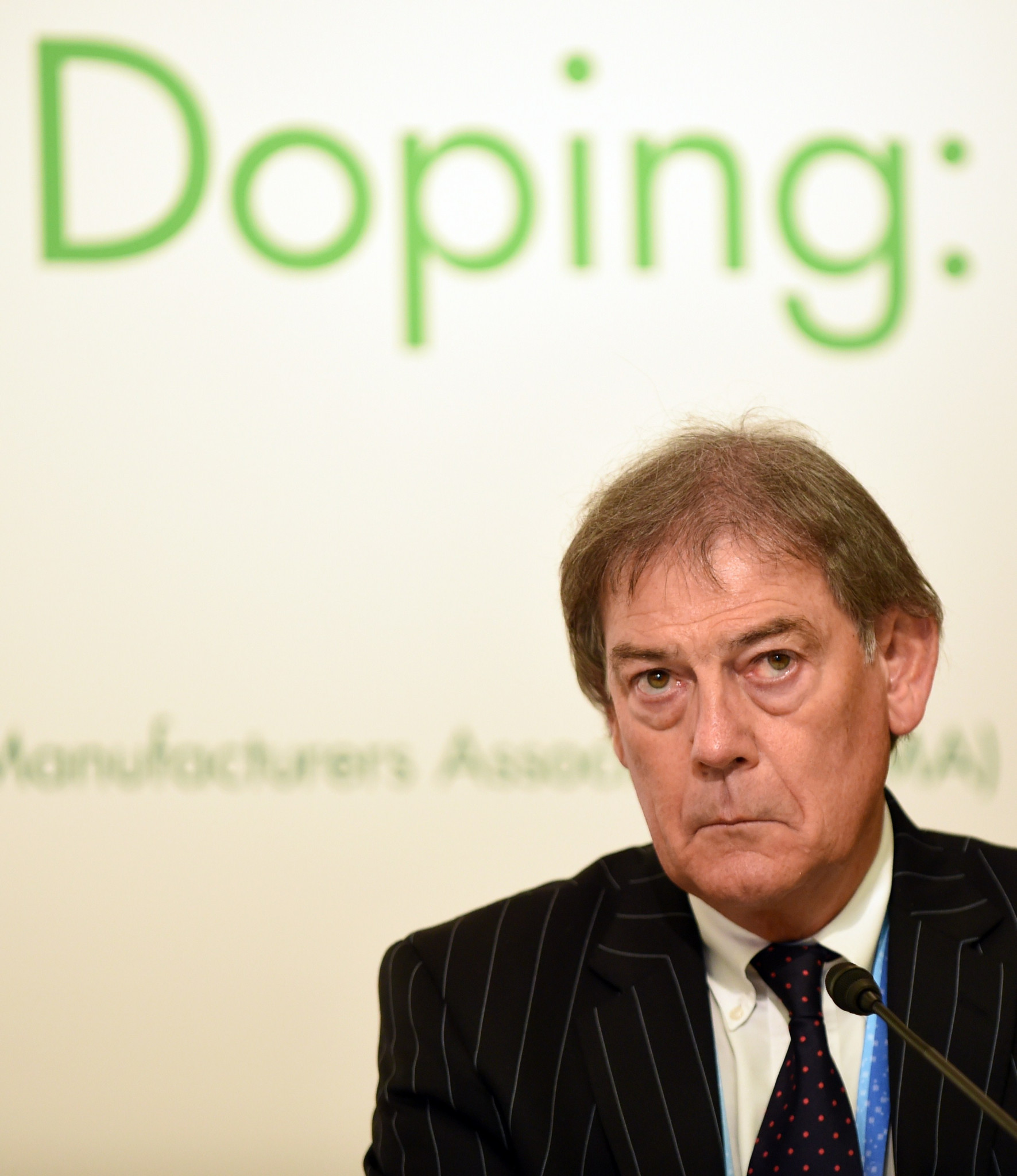 AIU chairman David Howman confirmed the USADA decision will not be appealed ©Getty Images