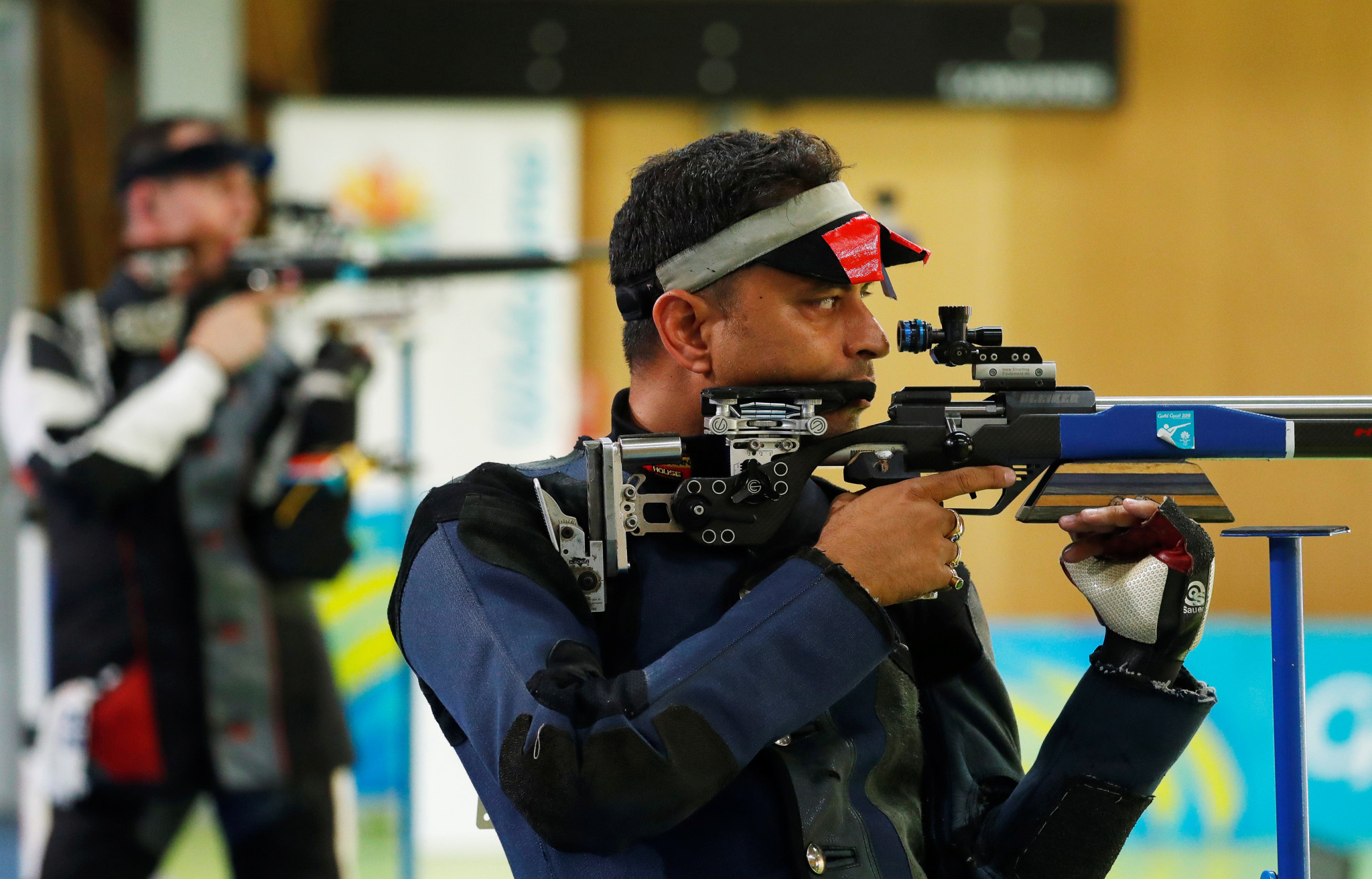 Shooting has traditionally been India's strongest sport at the Commonwealth Games ©Getty Images