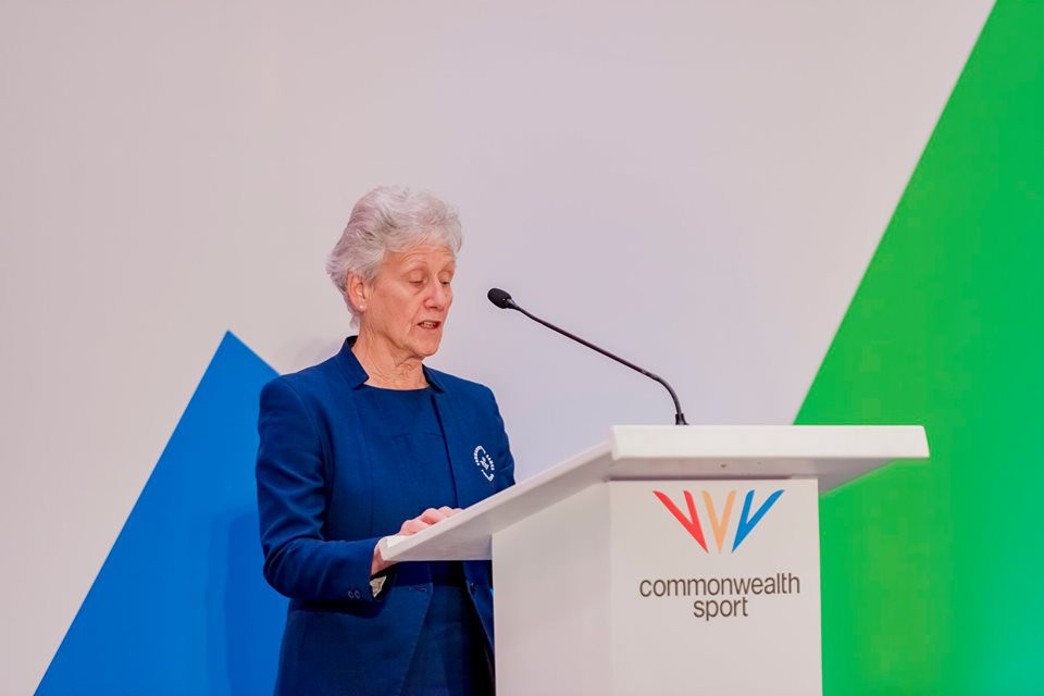 Commonwealth Games Federation re-elect Dame Louise Martin as President as General Assembly comes to end
