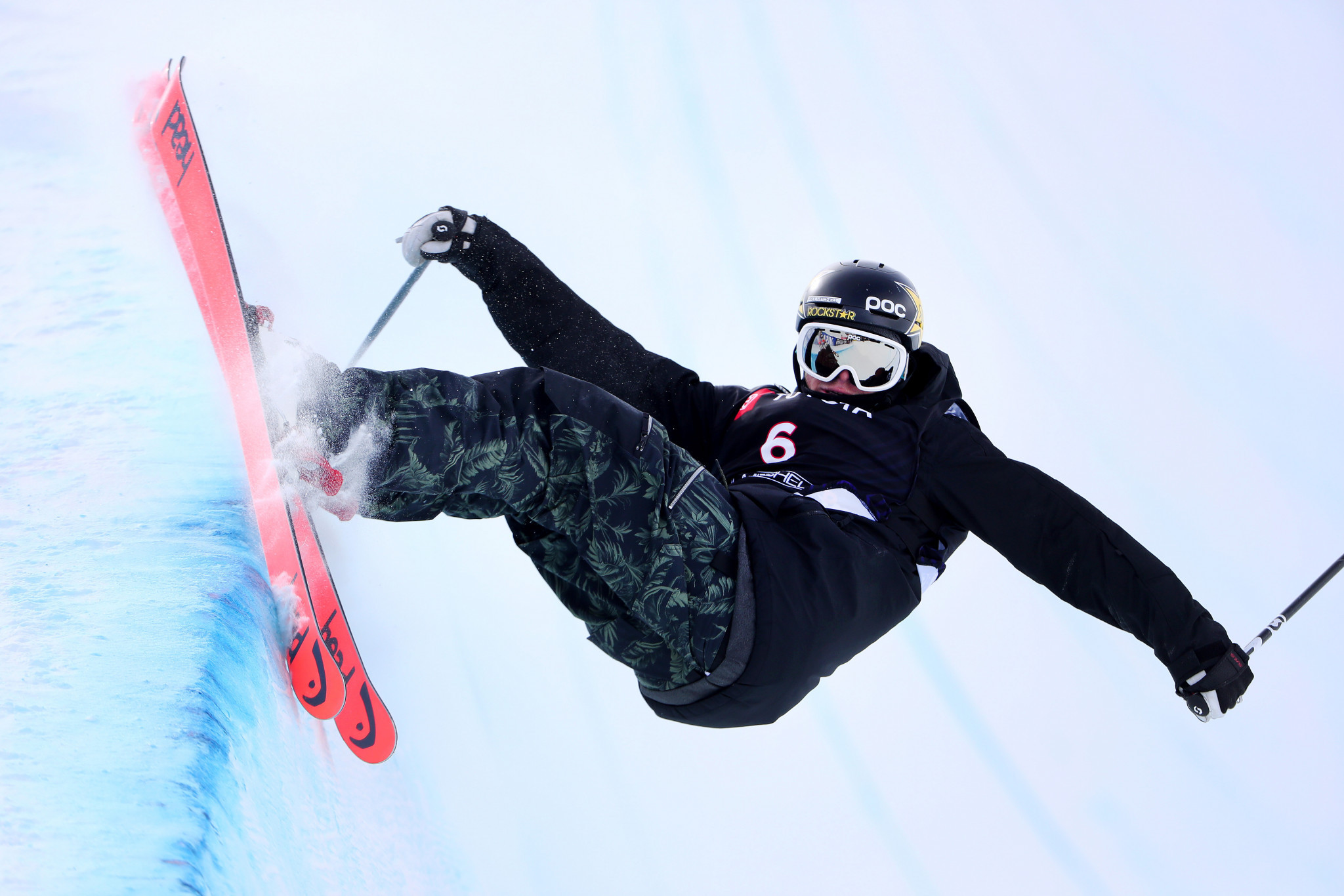 Two-time world champion Aaron Blunck is among the favourites ©Getty Images