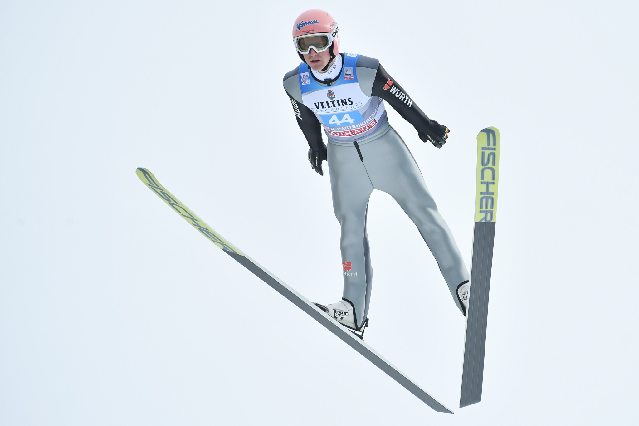 Severin Freund has won an Olympic gold medal in ski jumping ©Getty Images