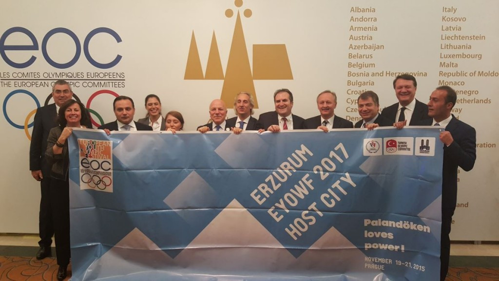 Turkey agree with Sarajevo and East Sarajevo to swap 2019 Winter European Youth Olympic Festival for 2017