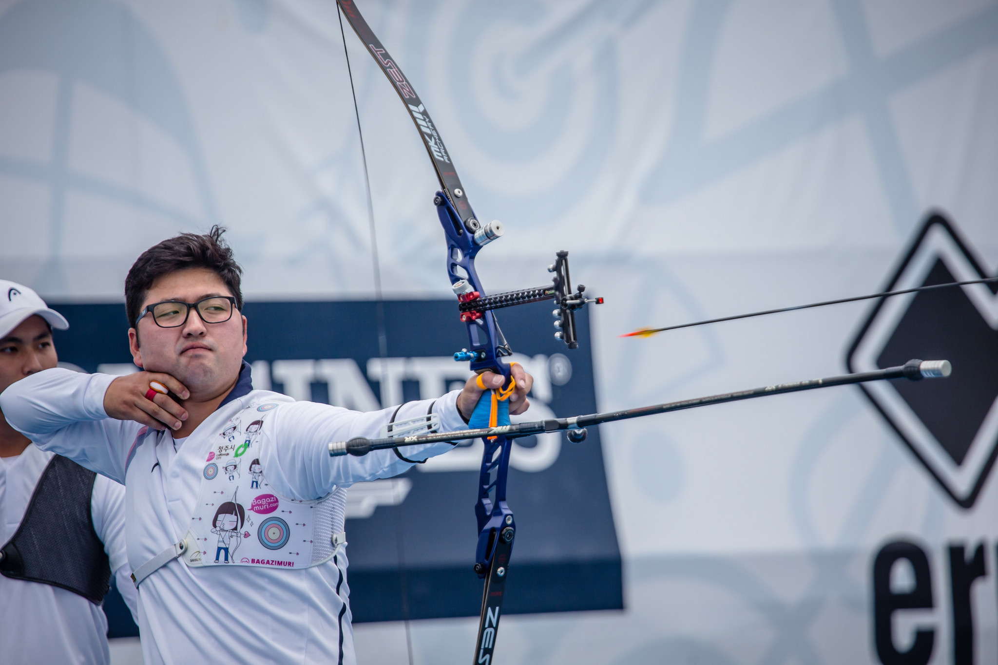Kim and Lopez to defend titles at Archery World Cup Final