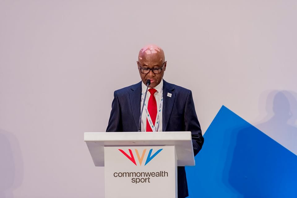 Rwanda Commonwealth Games Association President Valens Munyabagisha is confident that his country will be able to host major events  ©Rwanda CGA