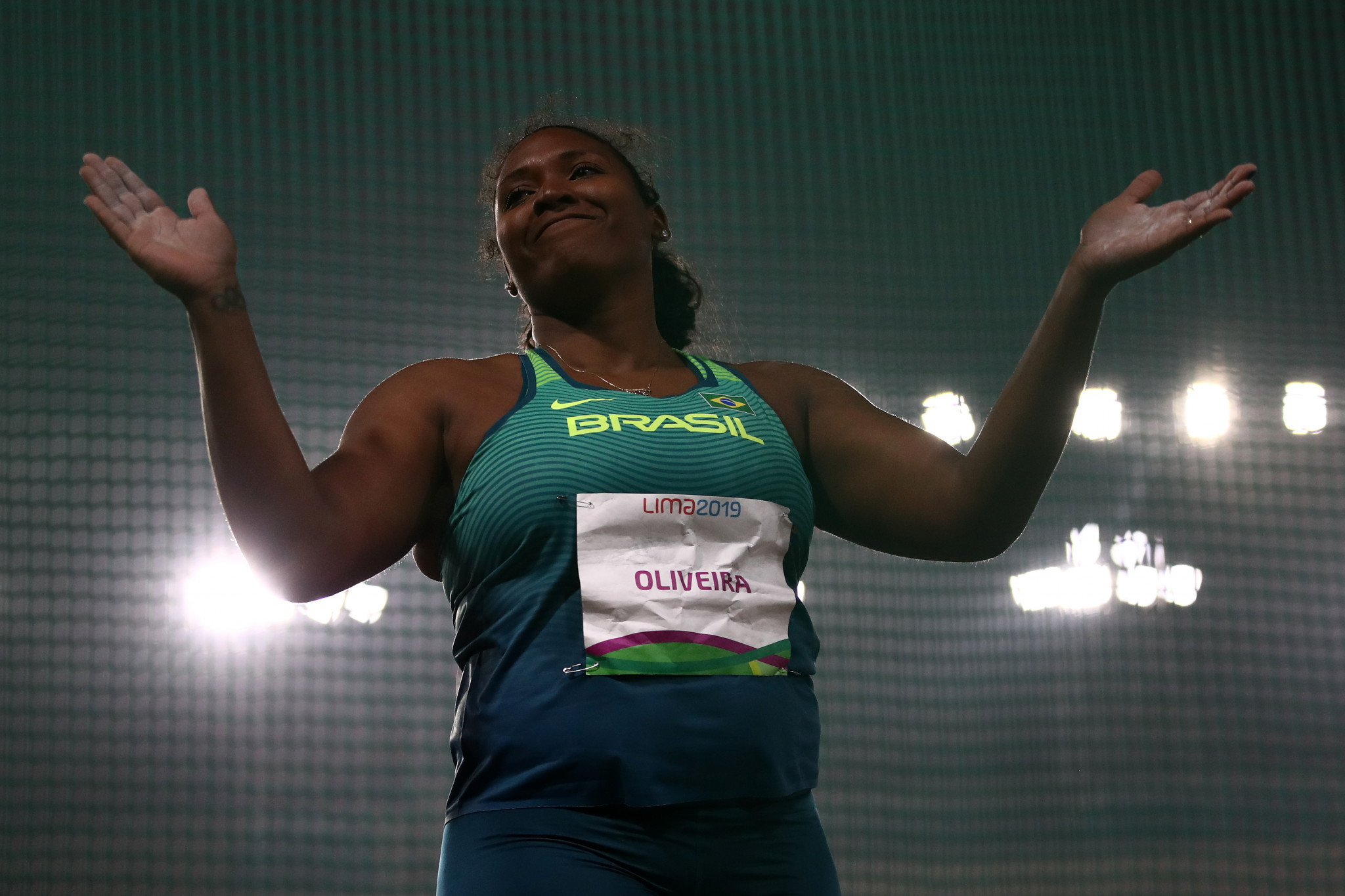 Lima 2019 discus silver medallist provisionally suspended after positive test