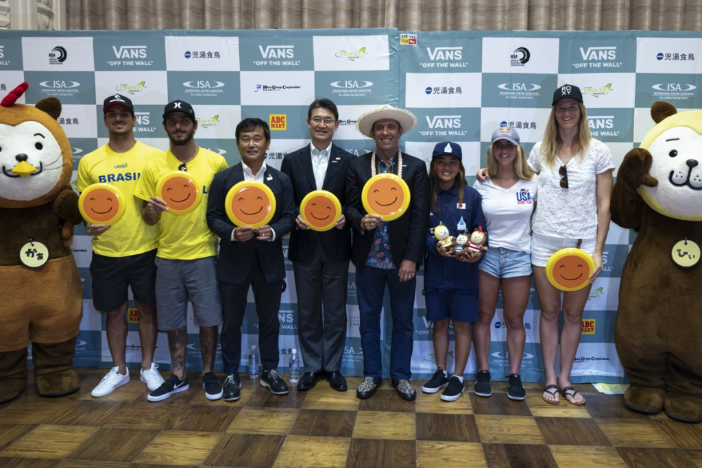 Olympic qualification on offer at World Surfing Games in Miyazaki