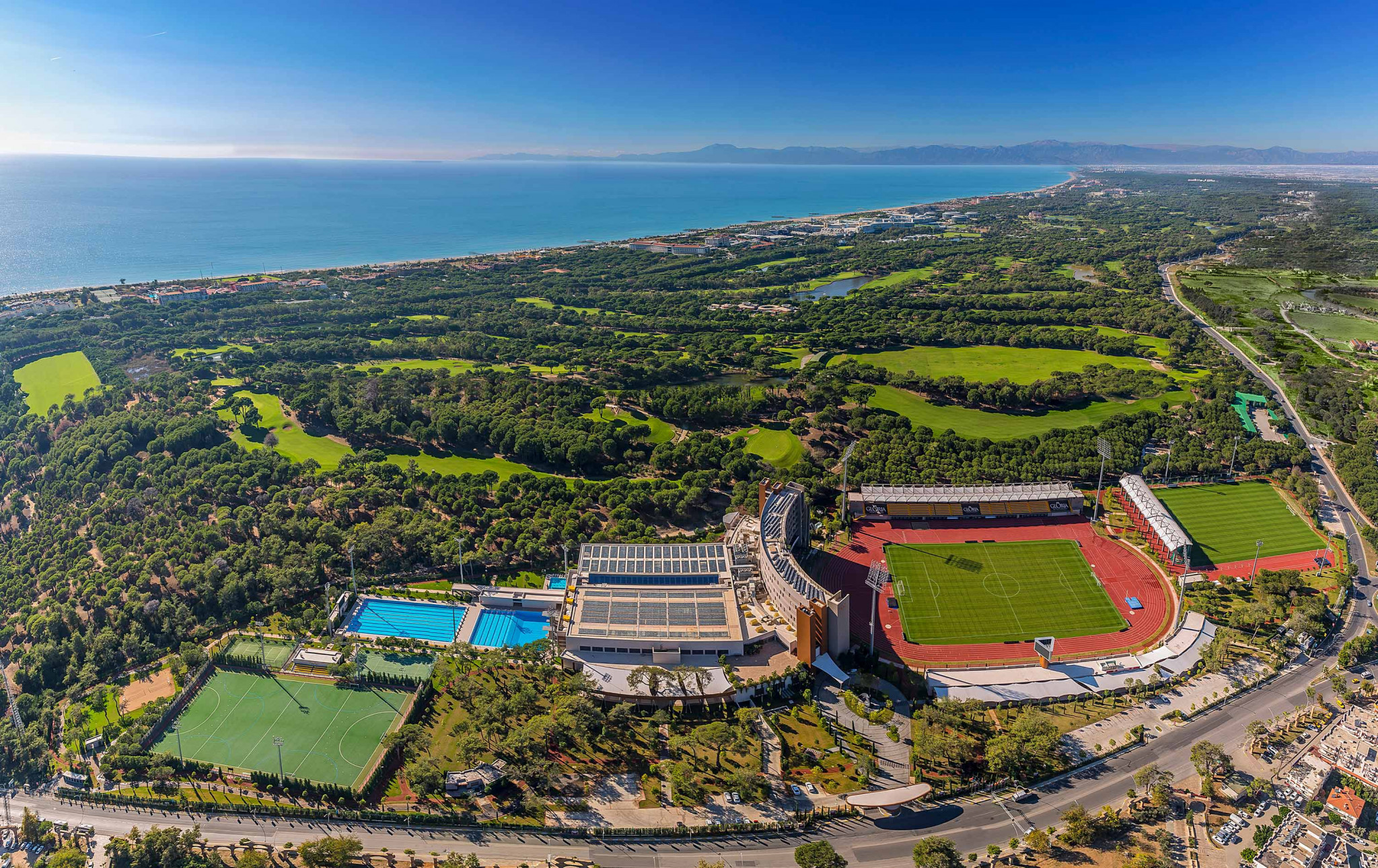 The Gloria Sports Arena in Antalya in Turkey will host the third edition of the Gloria Cup ©GSA