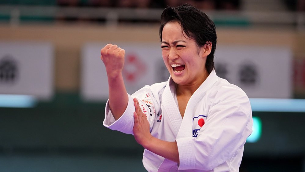 Shimizu and Sanchez to contest women's kata final at Karate 1-Premier League