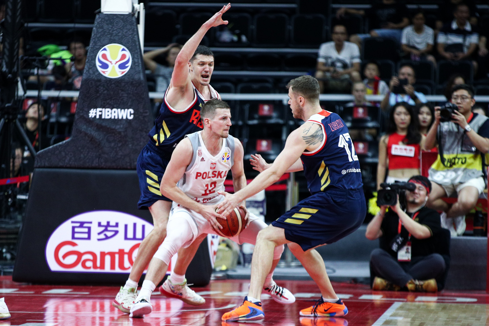 Poland book quarter-final place to continue fairytale run at FIBA World Cup
