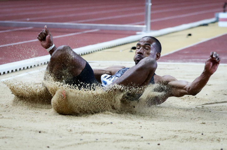 World and Olympic triple jump champion Christian Taylor equalled the record of seven IAAF Diamond League titles ©Getty Images