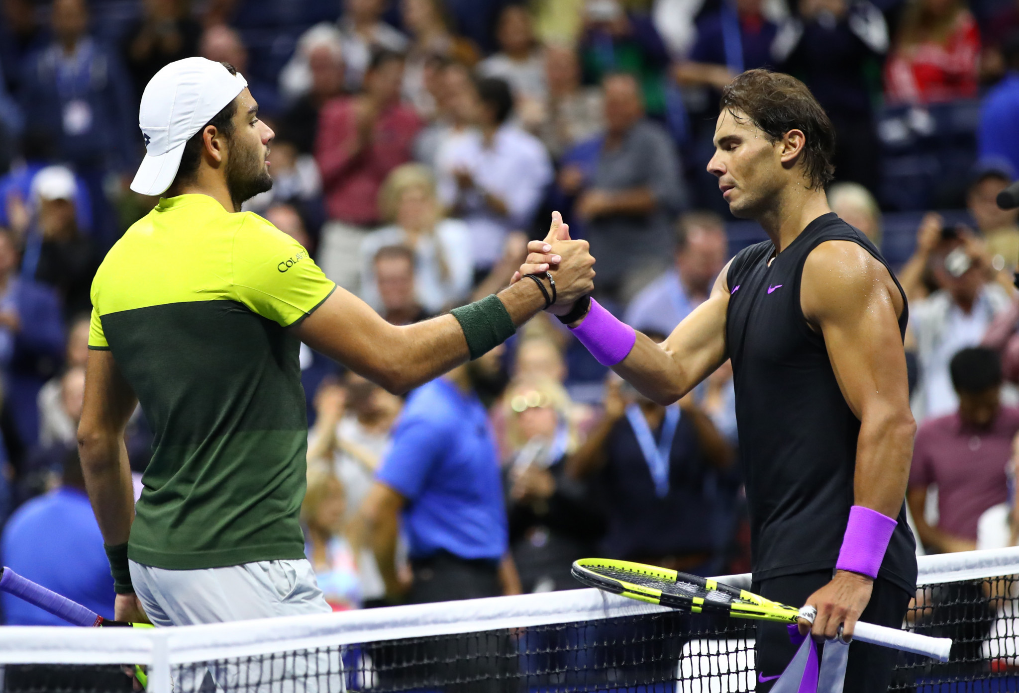 Nadal and Medvedev reach US Open final