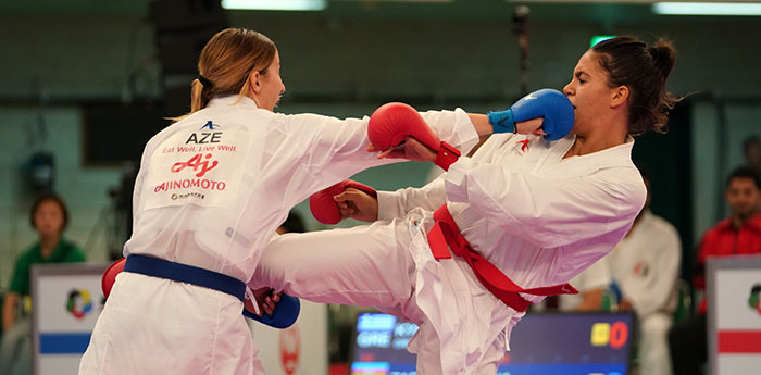 Agier among stars to reach finals at Karate 1-Premier League in Tokyo