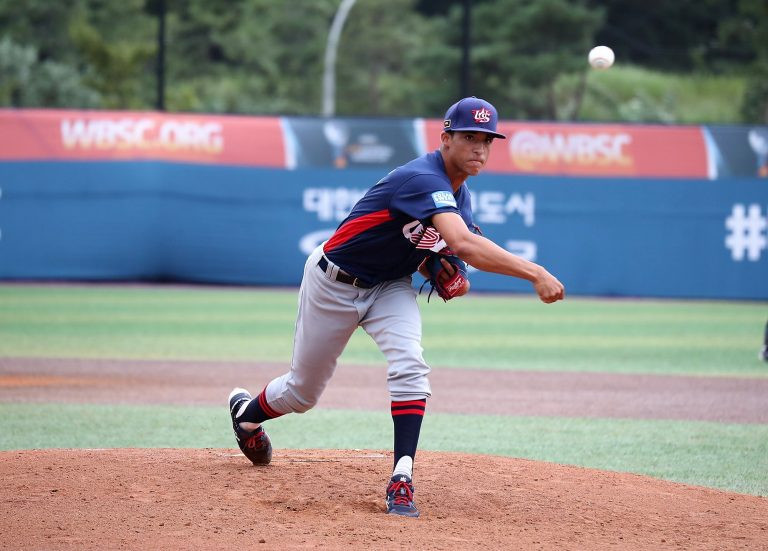 United States to meet Chinese Taipei in Under-18 Baseball World Cup final