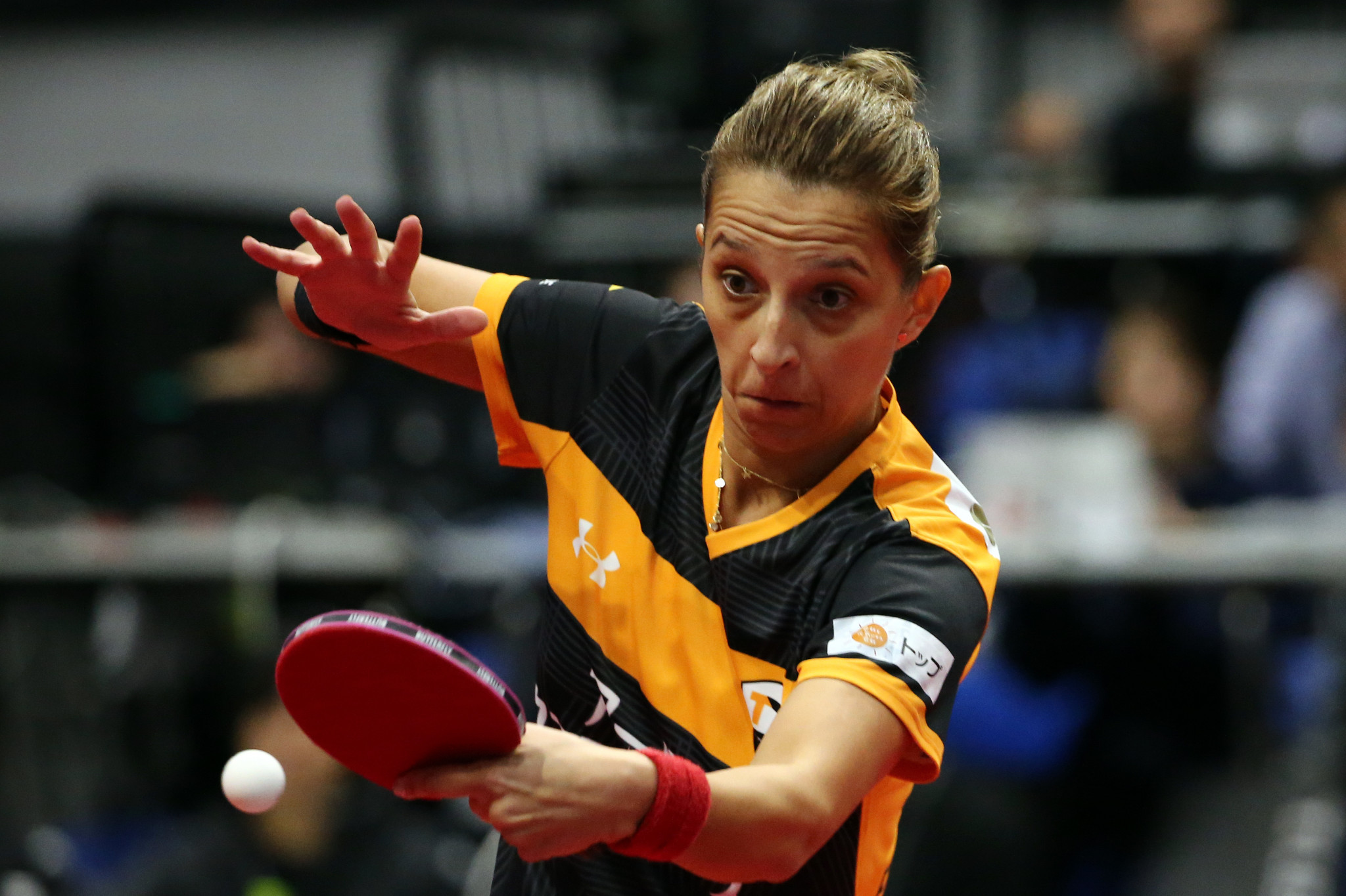 Defending champions Romania reach European Table Tennis Championships final