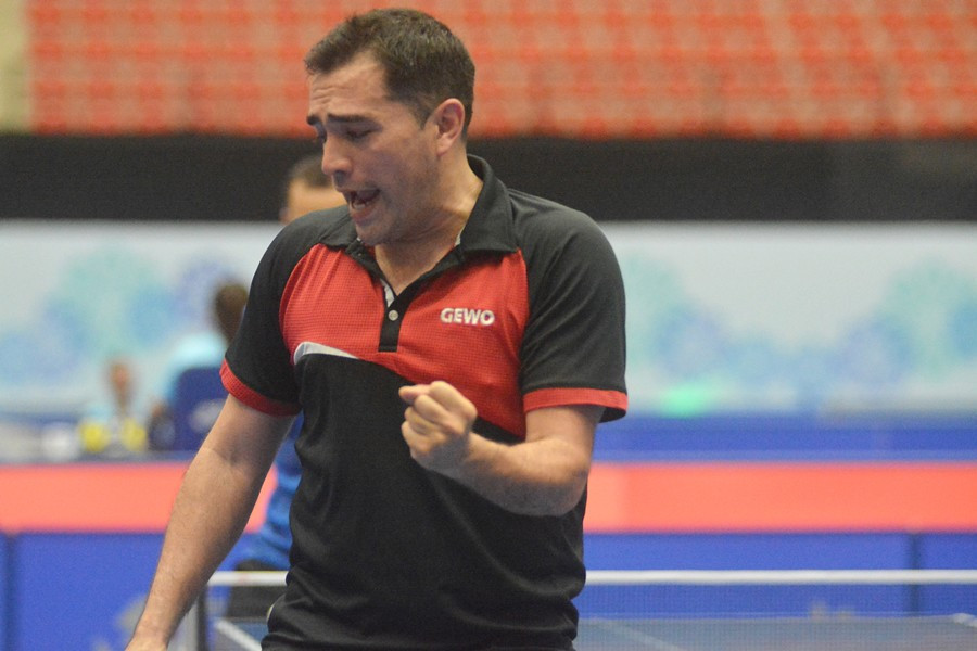 Tsuboi and Ishiy set up semi-final clash at ITTF Pan American Championships