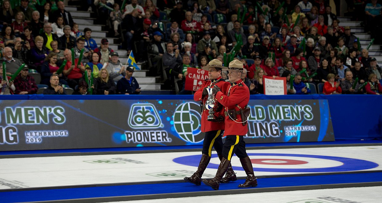 Canada will host a World Championship every year until 2028 ©WCF