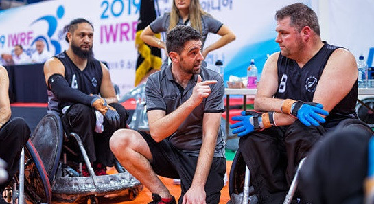New Zealand overcame South Korea at the IWRF Asia-Oceania Championship to reach the play-off match against Australia ©Facebook/KWRA