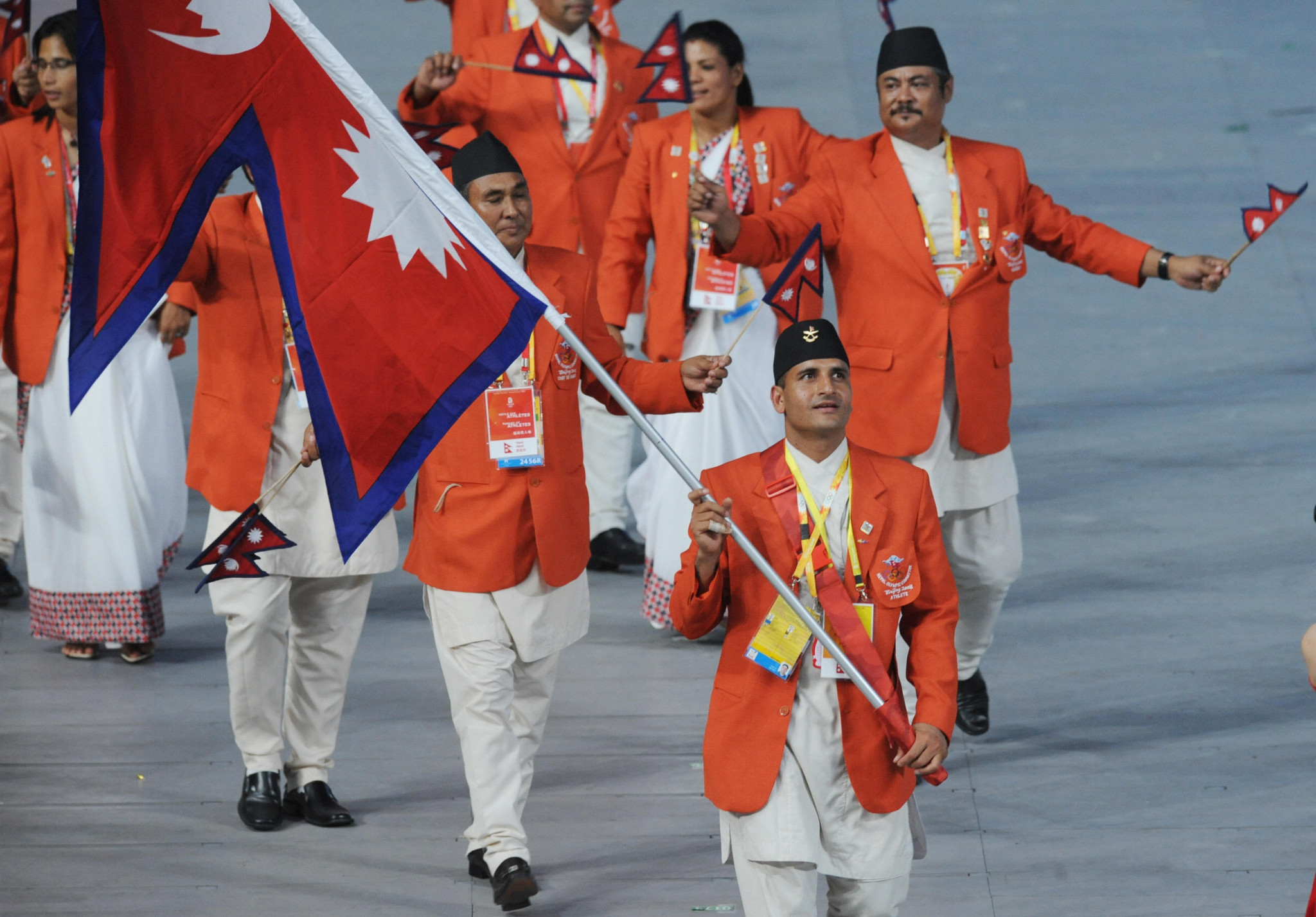 The Nepal Olympic Committee has looked to reboot its Nepal Olympic Association ©Getty Images