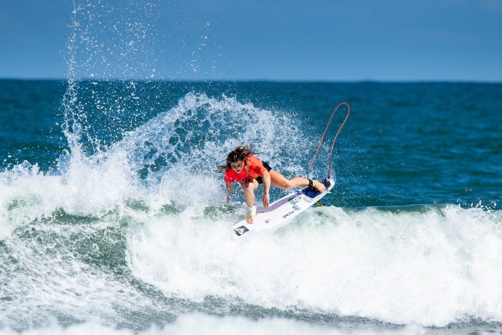 Marks and Weston-Webb produce standout efforts at World Surfing Games