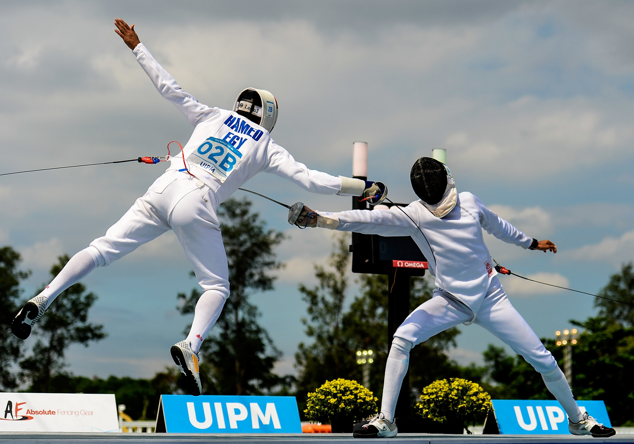 Egypt claim mixed relay title at UIPM Modern Pentathlon World Championships