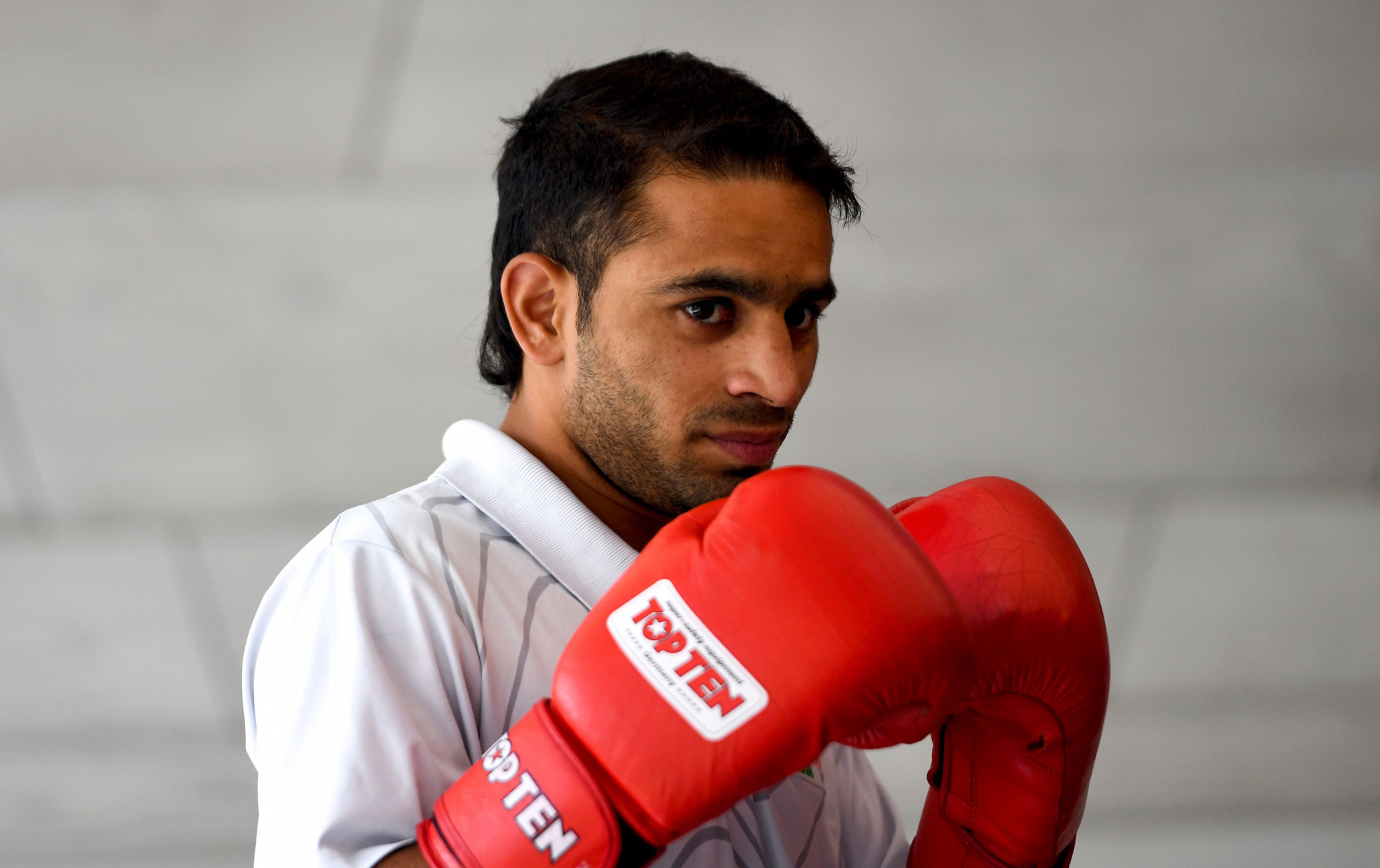 Asian Games champion Amit Panghal is India's main medal hope at the Men's World Boxing Championships ©Getty Images
