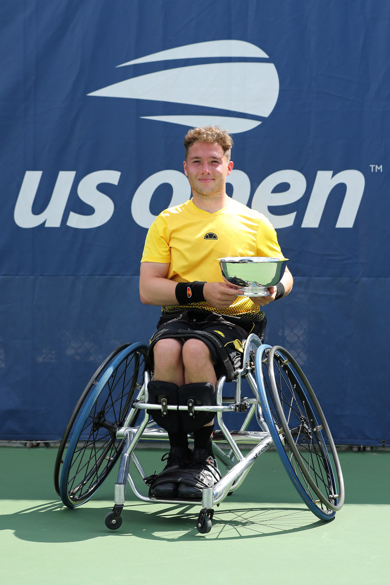 Hewett, Lapthorne and De Groot sweep titles as wheelchair tennis action ends at US Open
