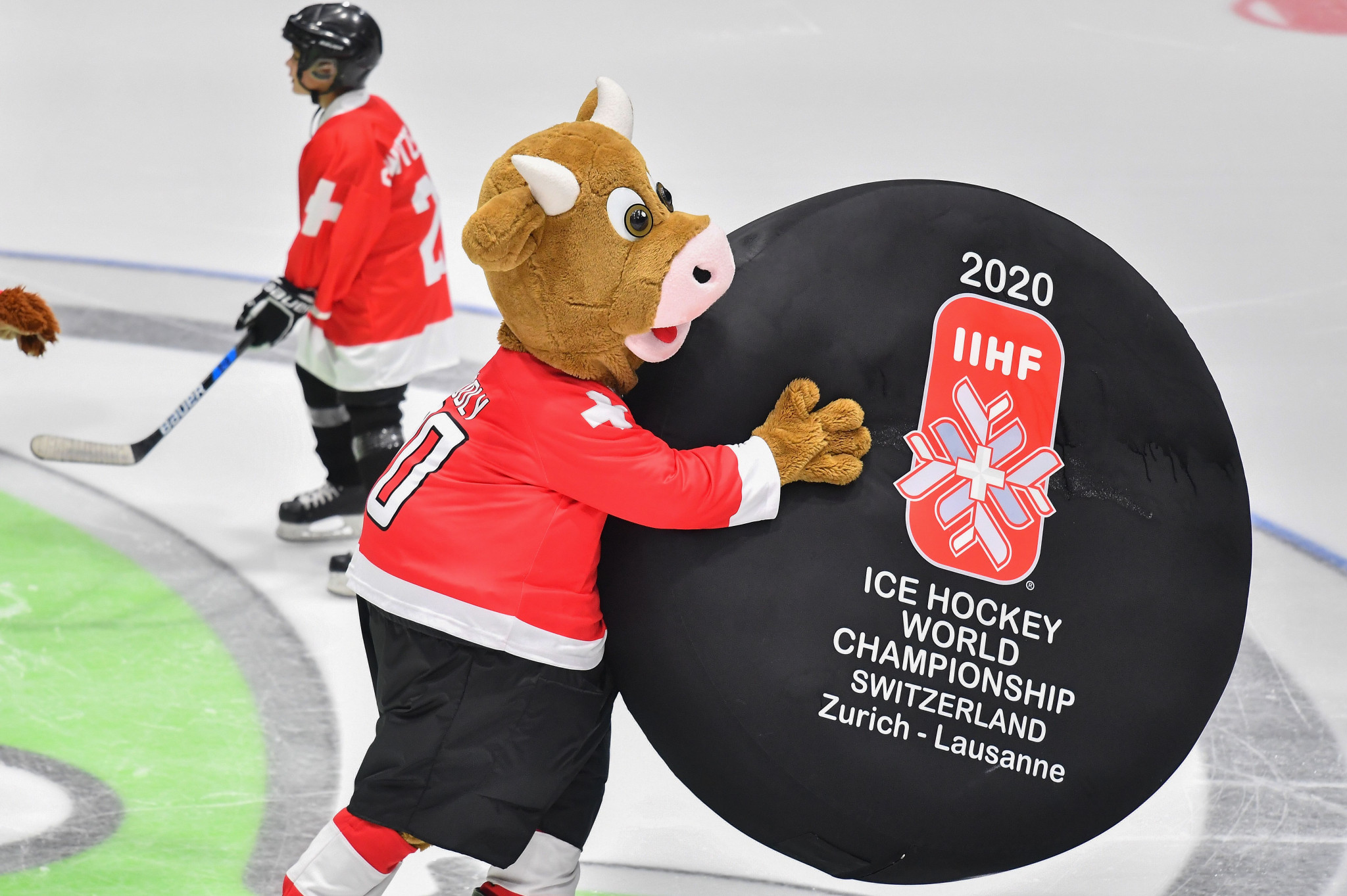 Day tickets for the 2020 IIHF World Championship go on sale tomorrow ©Getty Images