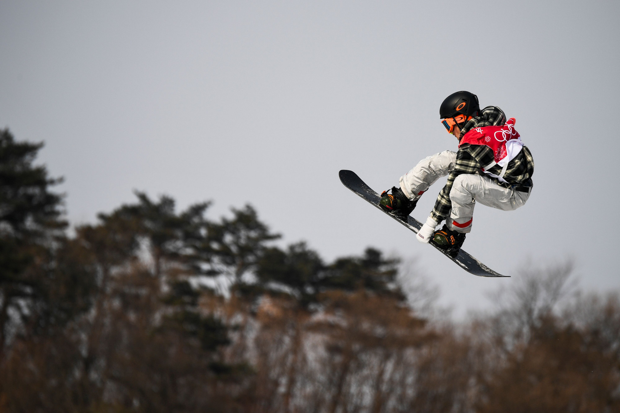 Big air competitions in both snowboard and freestyle skiing will take place in Atlanta ©Getty Images