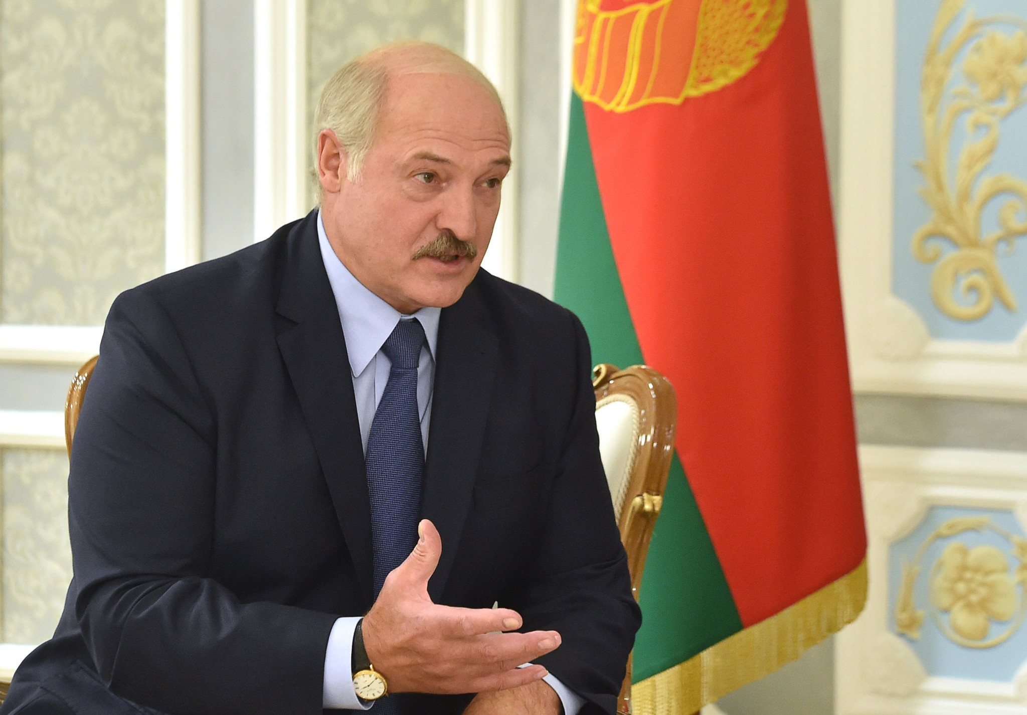 Belarus President targets co-hosting Olympics with Russia or Ukraine
