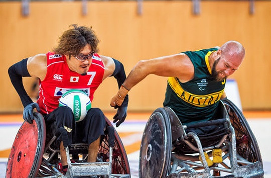 Australia turn tables on Japan to win gold at IWRF Asia-Oceania Championships