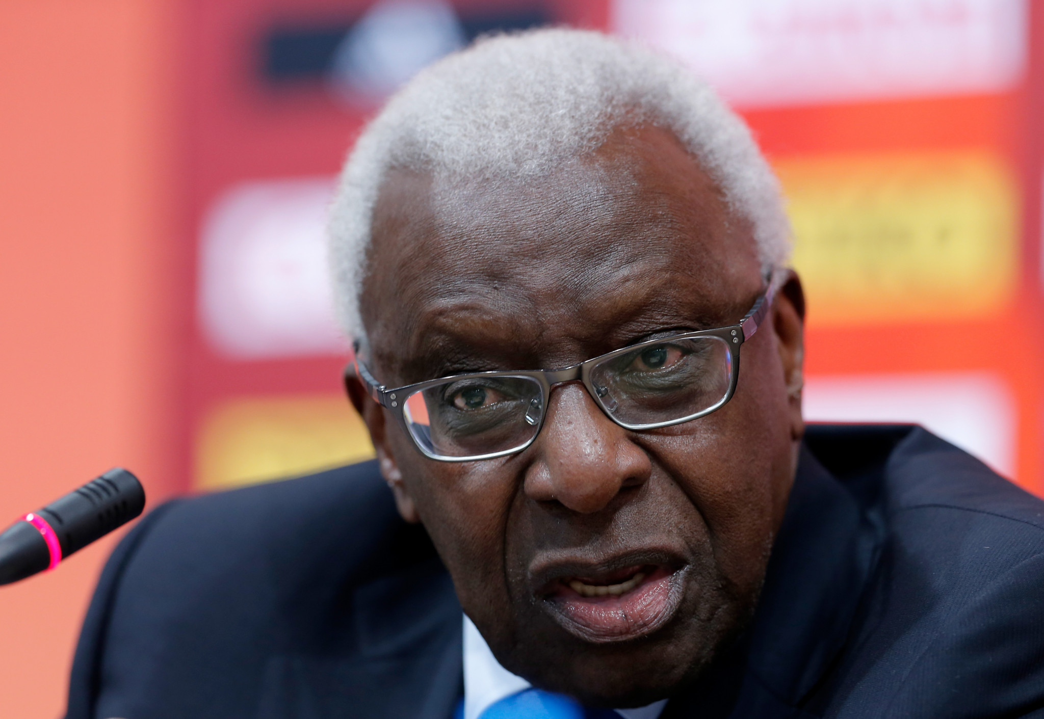 Habib Cissé is a former legal advisor to Lamine Diack and the IAAF ©Getty Images