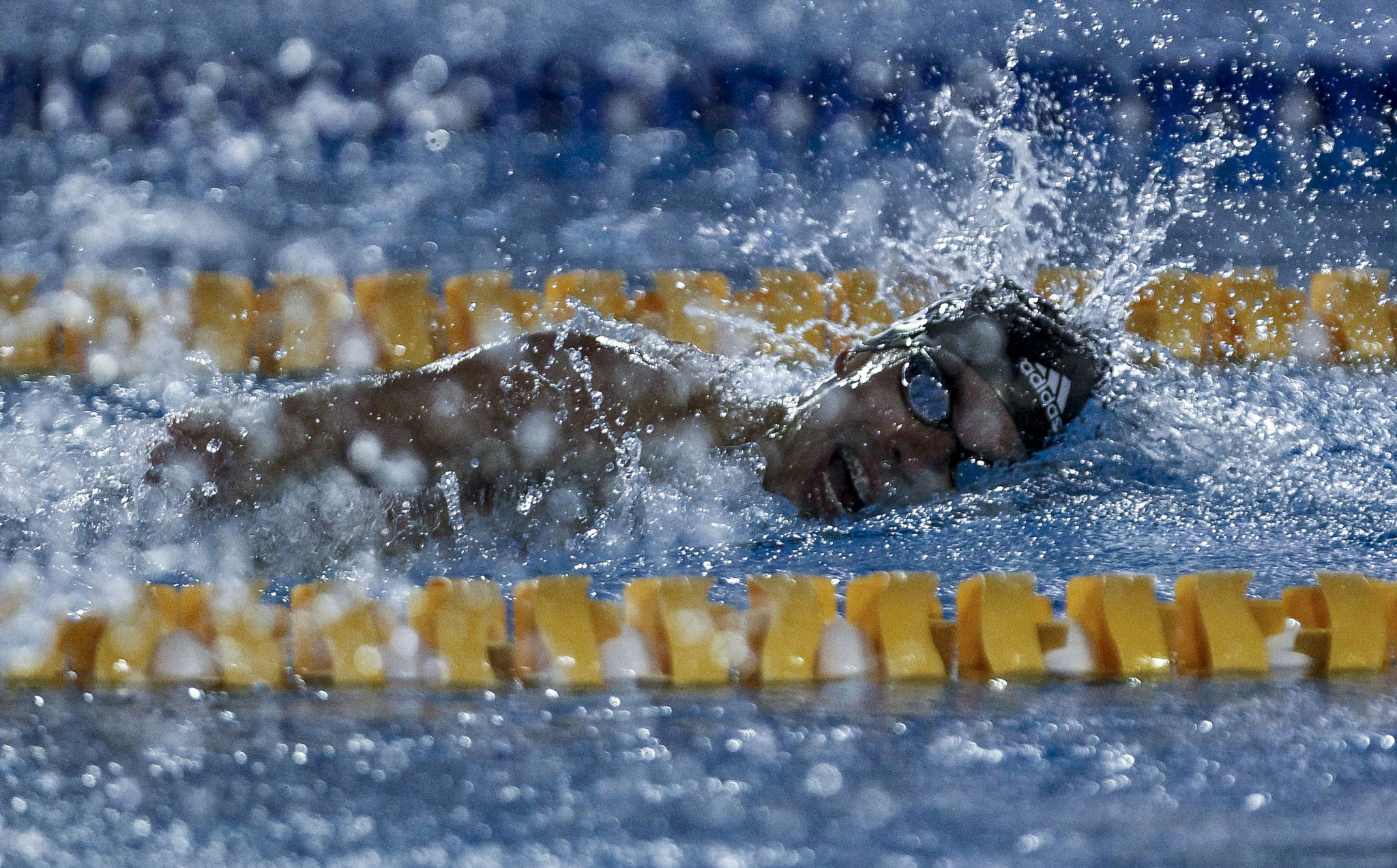 Fourteen-time Paralympic gold medallist Daniel Dias is among the swimmers affected by the changes to the classification system ©Getty Images