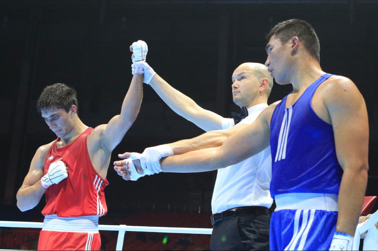 Boxers take to the ring as AIBA Men's World Championships start