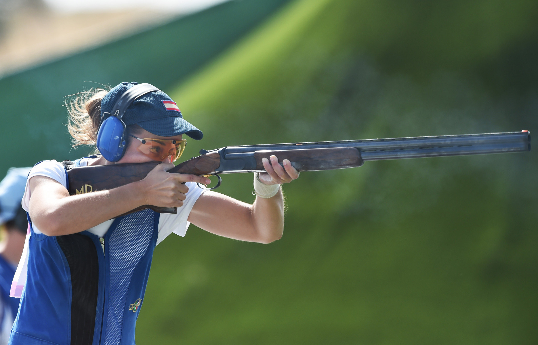 Spaniards win mixed team trap title at European Championship Shotgun