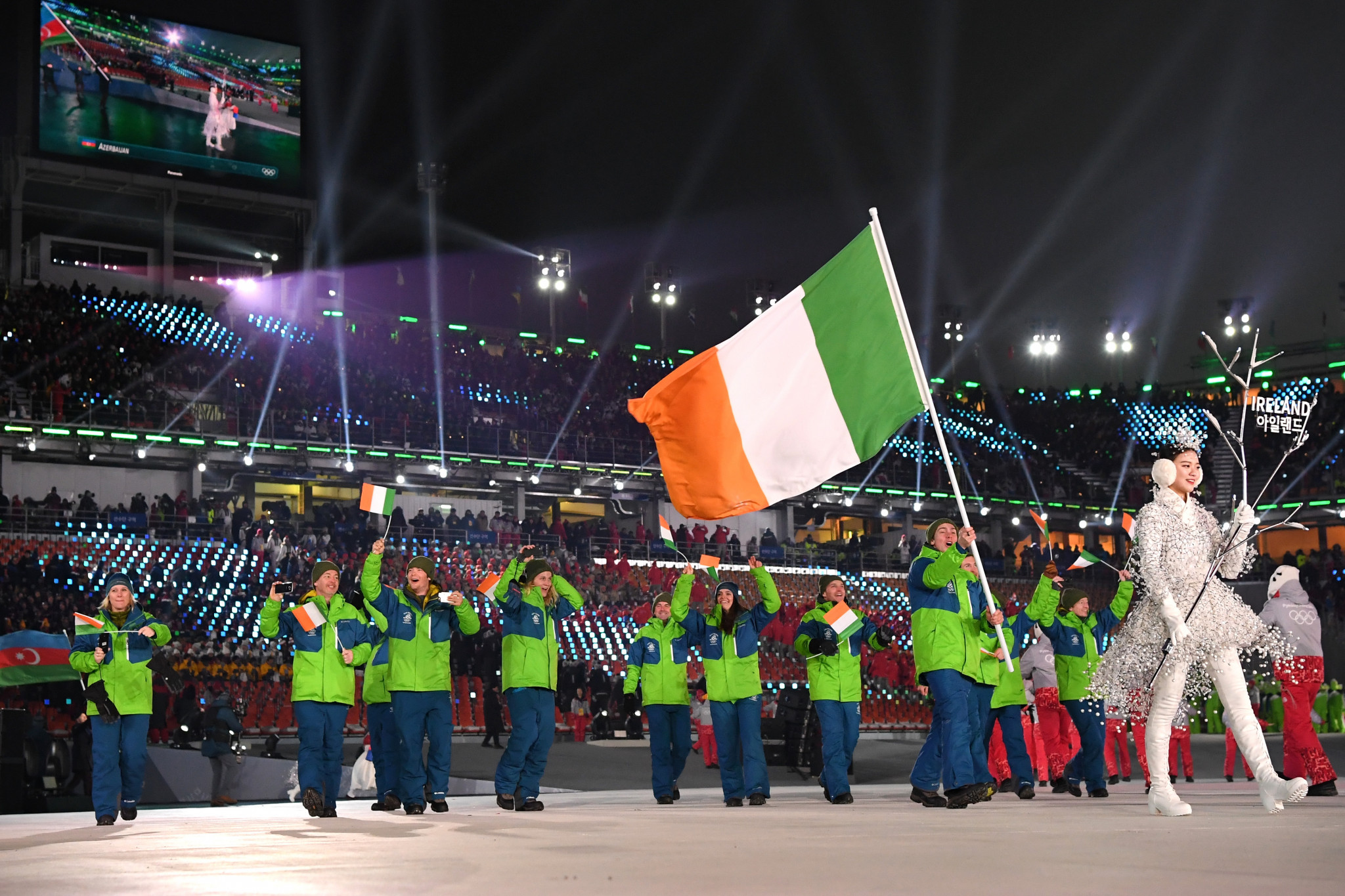 Olympic Federation of Ireland appoint performance support leads for Tokyo 2020
