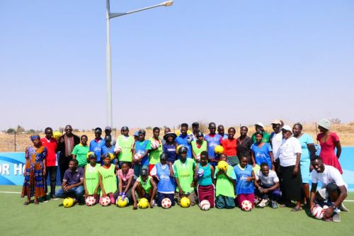 Zimbabwe holds blind football workshop for players and coaches