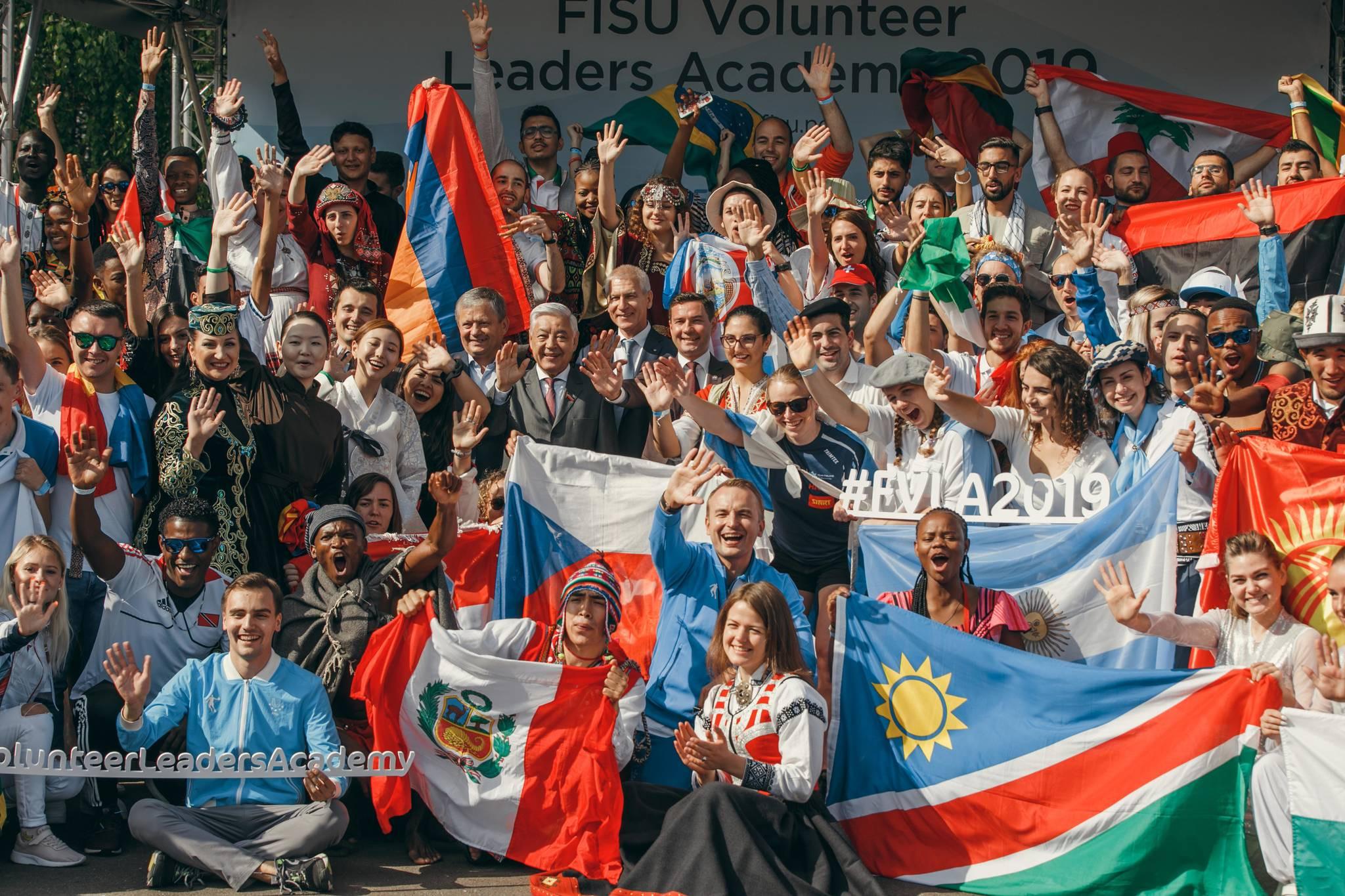FISU hold third edition of Volunteer Leaders Academy in Tatarstan